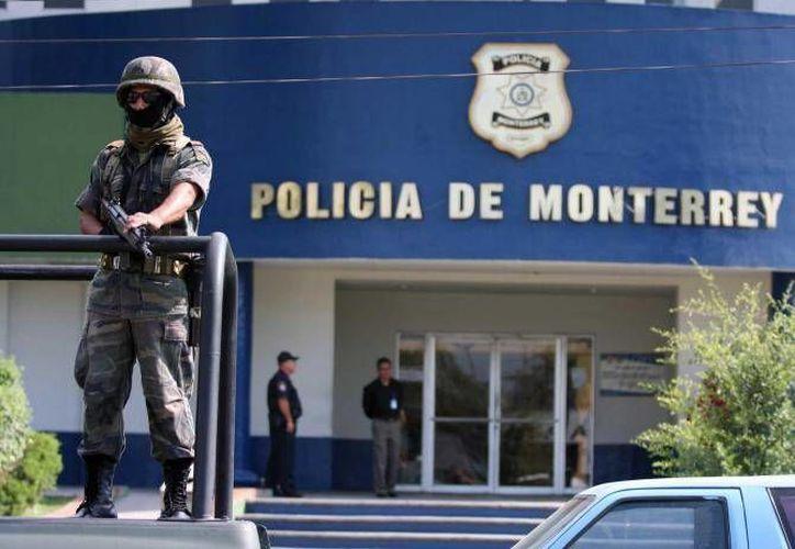Los detenidos son acusados de homicidio, secuestro, halconeo, extorsión y venta de droga. (Archivo Sipse)