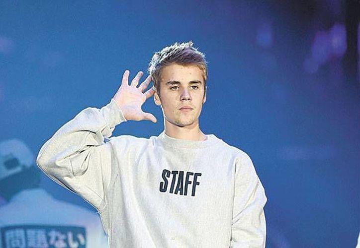 Justin Bieber se presentará el 18, 19 y 21 de febrero en el Foro Sol de CDMX. El canadiense también actuará en Nuevo León.(Archivo/AP)