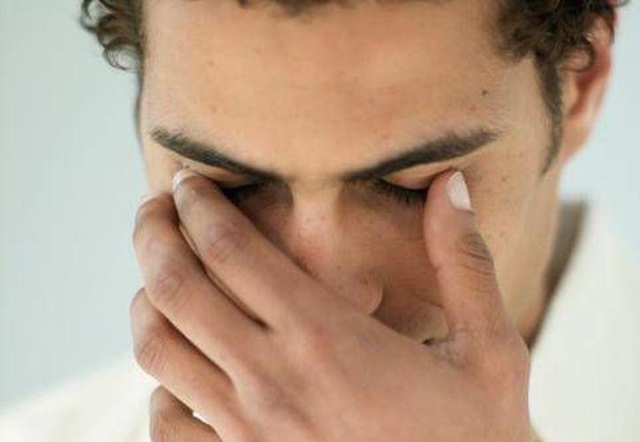 Uno de los síntomas que presentan son bajos niveles de energía, depresión y baja resistencia al ejercicio. (Foto de Contexto/Internet)