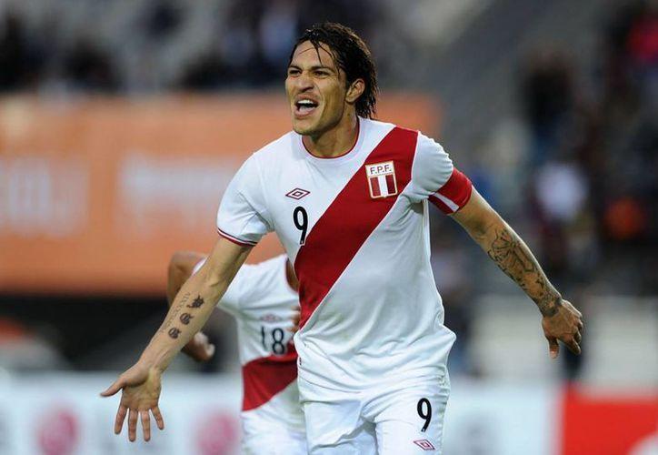Paolo Guerrero es uno de los convocados para la Selección de Perú para jugar la Copa América. (andina.com.pe)
