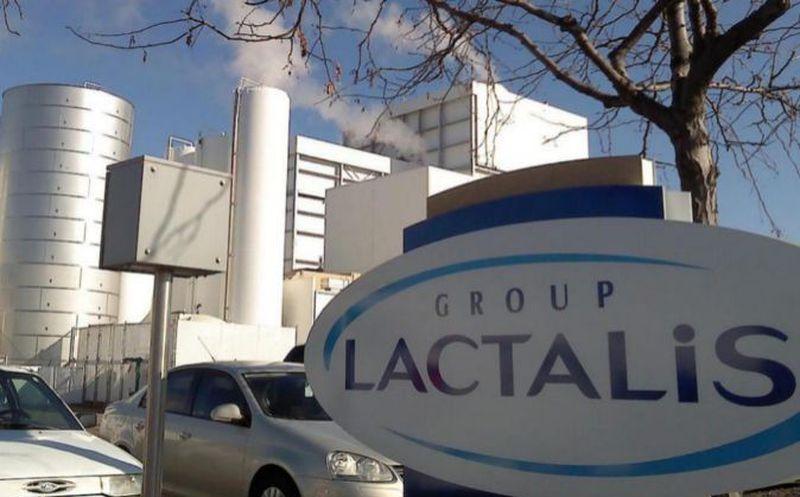 Leche contaminada infecta a un primer bebé en España