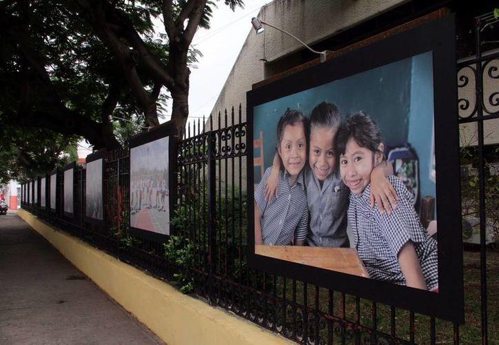 La nueva norma de convivencia busca fijar lineamientos en el trato entre compañeros de escuela. (José Acosta/SIPSE)