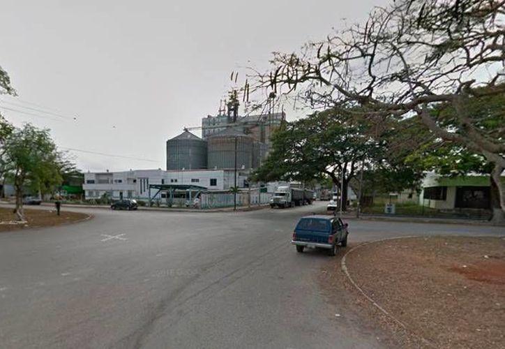 Los industriales de Yucatán se quejaron de que los aumentos en precios de energéticos ponen en riesgo al sector. La imagen, de calles de Ciudad Industrial, está utilizada solo con fines ilustrativos. (Street view)