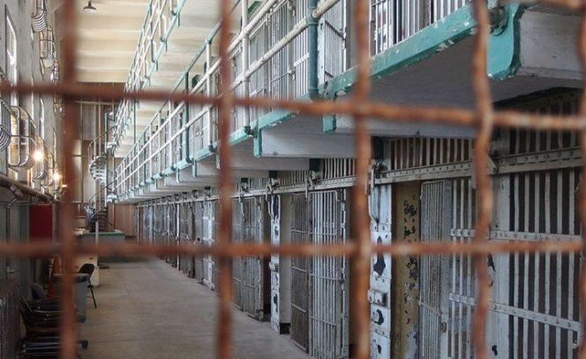 Los prisioneros  se encontraban en penales muy reducidos. (Foto: Excélsior)