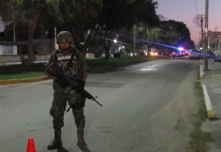 """""""El Canelo"""" fue detenido junto con otros cuatro presuntos cómplices en Durango. (Archivo Sipse)"""