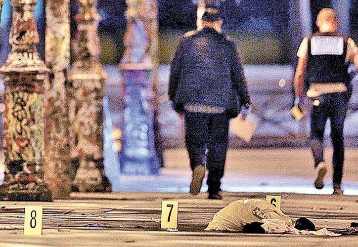 La policía judicial abrió una investigación por intento de homicidio voluntario, según una fuente judicial. (Milenio)