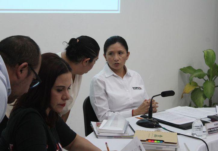 De acuerdo con la presidencia del organismo, Mayra San Román Carrillo Medina, se consideró lo necesario para los materiales electorales. (Joel Zamora/SIPSE)