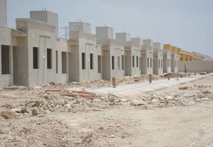 Más de 10 mil casas se ofertaron en este destino, el año pasado. (Tomás Álvarez/SIPSE)