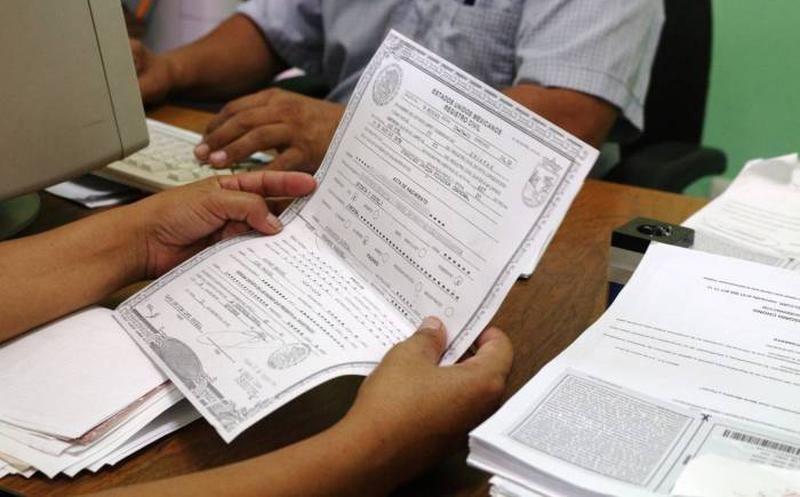 Matrimonio Registro Civil : Inicia a etapa digitalización del registro civil actas