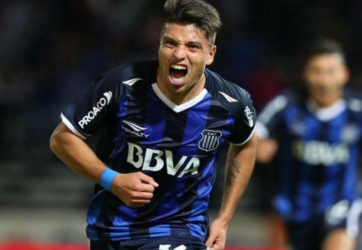 Sebastián Palacios es el nuevo refuerzo del Pachuca. (Contexto/Internet)