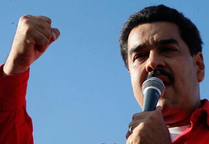 Maduro se dijo dispuesto a superar las tensiones con Colombia. (Reuters)