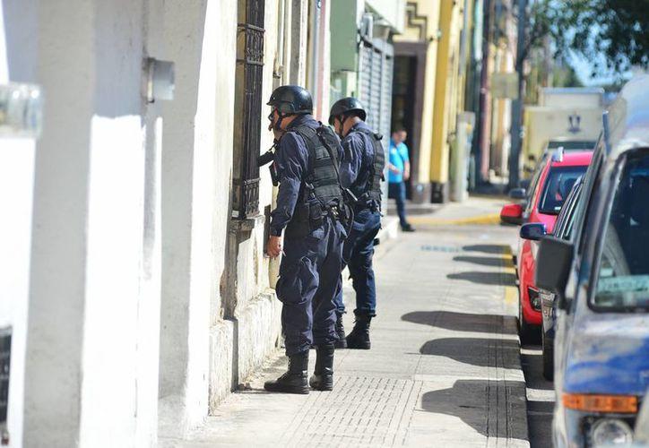 El Subsemun otorga recursos para las policías municipales. Por primera ocasión deberán coordinar sus planes y proyectos con la Secretaría de Seguridad Pública. (Milenio Novedades)