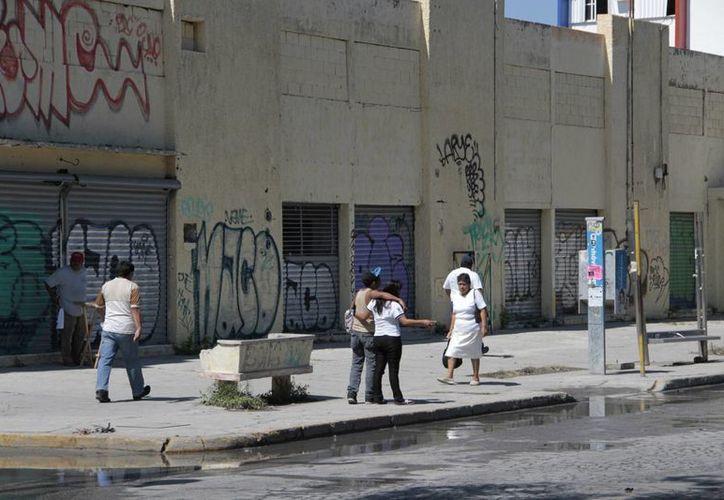 Ponen en marcha el plan integral de reactivación en el primer cuadro de la ciudad. (Tomás Álvarez/SIPSE)