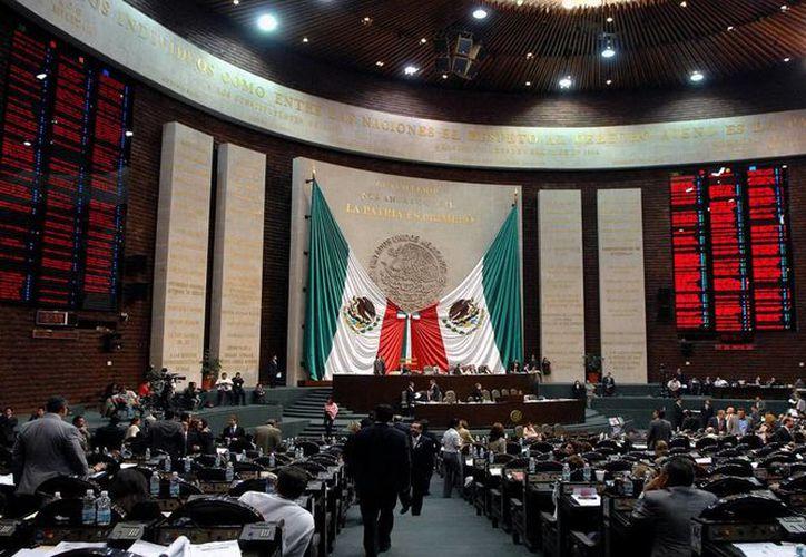 La Cámara de Diputados aprobó ayer el Presupuesto de Egresos de la Federación para 2014. (Milenio Novedades)