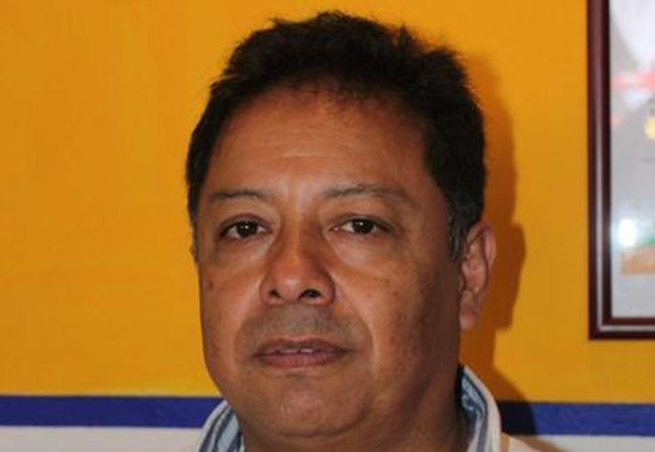 César Navarro Medina dijo que la Riviera Maya no debe de salir del proyecto. (Octavio Martínez/SIPSE)