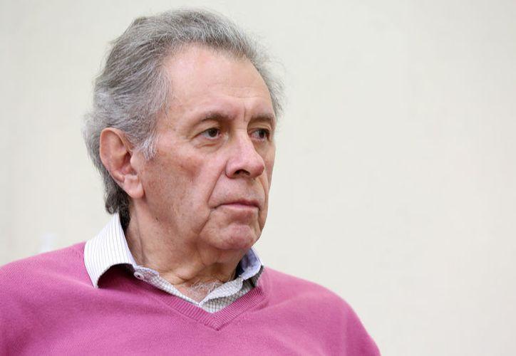 Enrique Bátiz dejó esta semana la OSEM, luego de que músicos lo denunciaran de maltratos, insultos y amenazas. (Foto: Universidad Autónoma de Nuevo León)