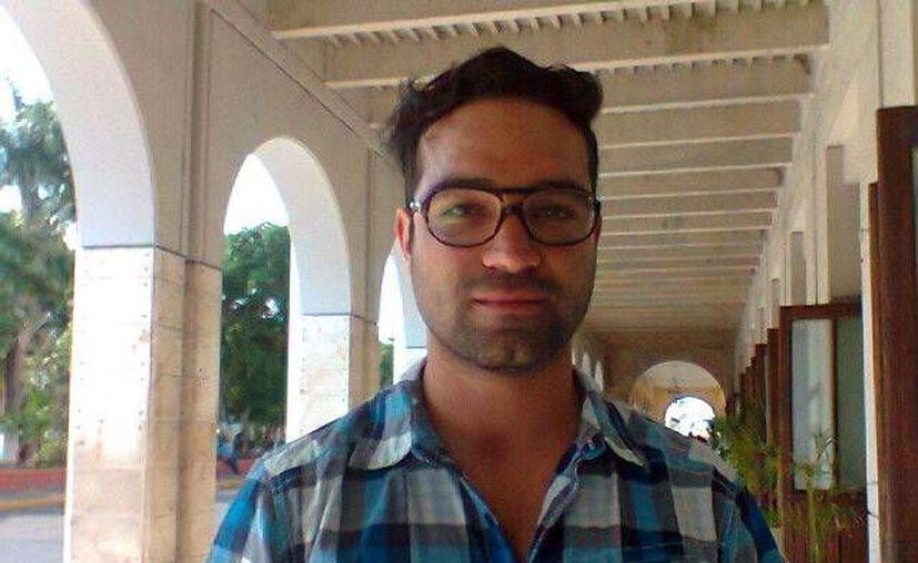 Eric Vides: Yucatán es el estado más afectado con la siembra de transgénicos. (SIPSE)