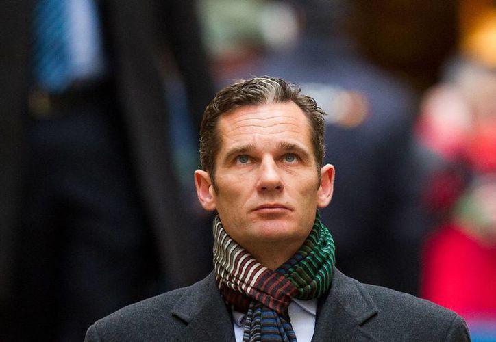 Iñaki Urdangarín desvinculó a su esposa, la infanta Cristina, del escándalo de corrupción por el que es investigado. (Archivo/AP)