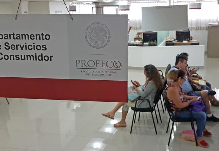 Siete de cada 10 de estos negocios burlan a la autoridad en Benito Juárez, asegura la Profeco. (Jesús Tijerina/SIPSE)