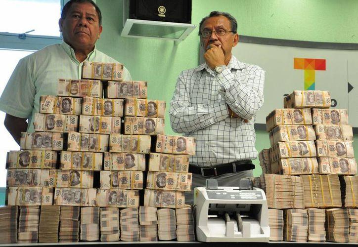 El extesorero de Tabasco es investigado por el hallazgo de más de 88 millones de pesos en efectivo ocultos en cajas de cartón. (SIPSE/Archivo)