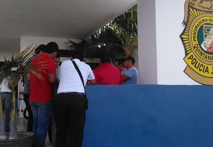 Los afectados señalaron que fueron torturados por agentes de la Policía Judicial. (Eric Galindo/SIPSE)