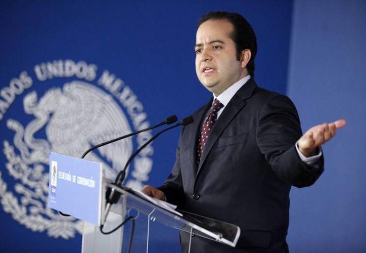 Acusan al exsecretario de Gobernación, Alejandro Poiré de omisión y negligencia. (Archivo SIPSE)
