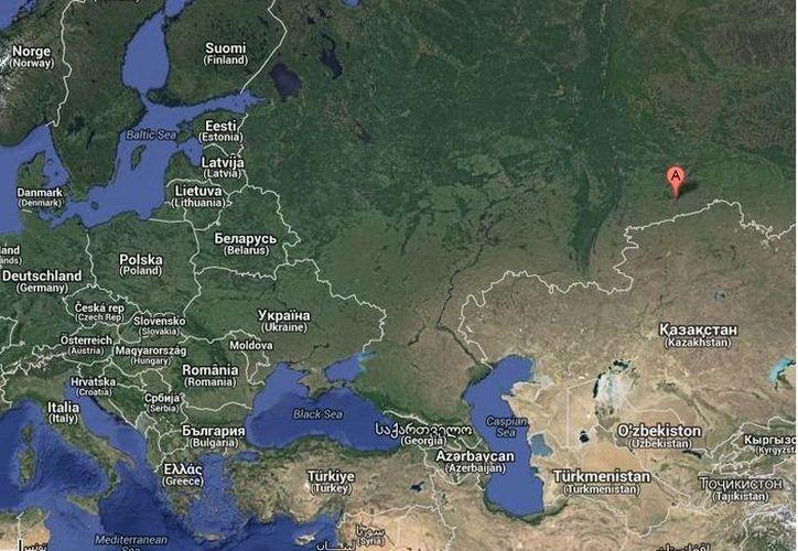 El atentado se produjo en la ciudad de Kurgan, mil 730 kilómetros al este de Moscú. (Google Maps)