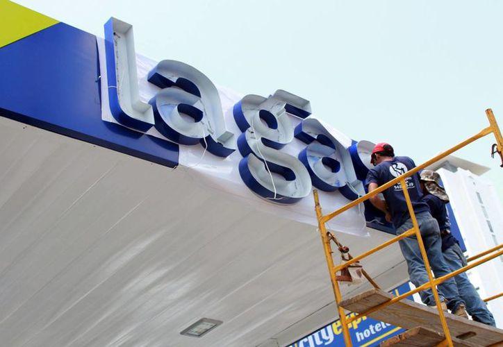 La Gas fue la primera en abrir estaciones en la entidad. (Luis Soto/SIPSE)