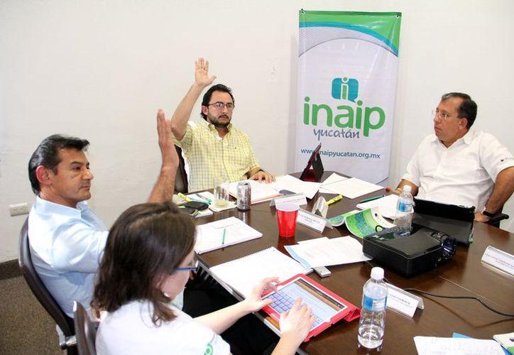 Se discutieron y votaron los cambios al interior del Inaip. (Milenio Novedades)