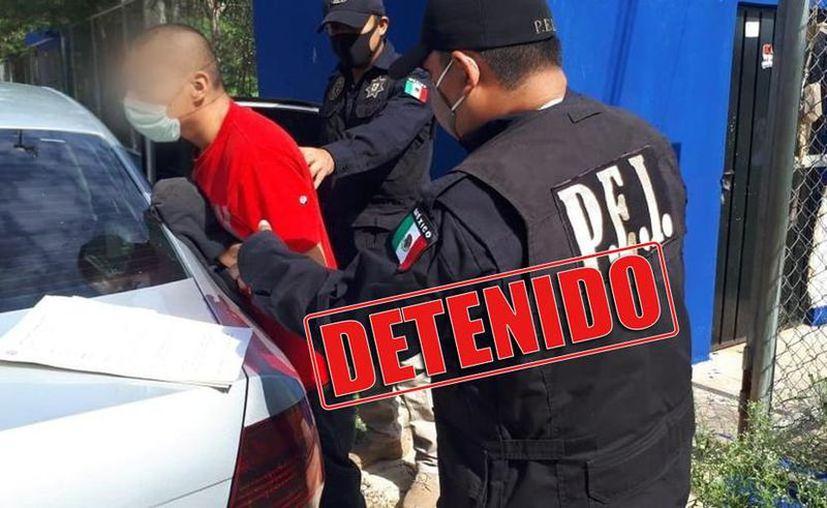 En la audiencia realizada en el Cetro de Justicia Oral de Mérida, el acusado se reservó el derecho de rendir su declaración sobre los hechos. (Novedades Yucatán)
