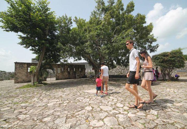 La actual temporada vacacional ha confirmado la adecuada capacidad turística que mantiene el décimo municipio. (Carlos Horta/SIPSE)