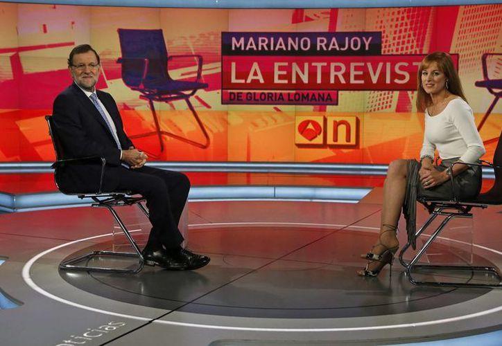 El presidente Mariano Rajoy anunció en una entrevista televisiva que se convocan a elecciones generales para el 20 de diciembre. (EFE)