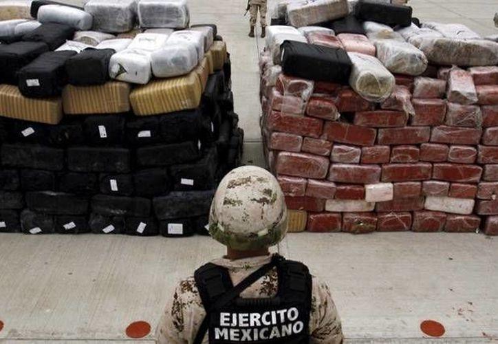 El país lleva años combatiendo el narcotráfico, lucha que se ha intensificado en los últimos años y que ha provocado la creación de nuevos cárteles. (Archivo/Reuters)