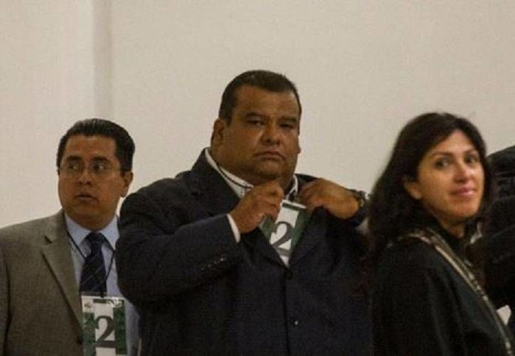 Cuauhtémoc Gutiérrez, exlíder del PRI en la Ciudad de México, fue acusado de contratar a varias mujeres para servicios sexuales. (Archivo/SIPSE)
