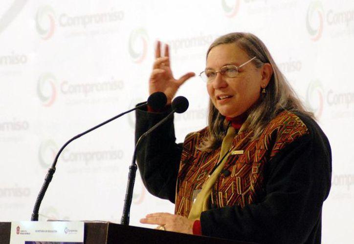 Sylvia Schmelkes indicó que la escolaridad promedio en México es media, es decir, la secundaria. (Archivo/SIPSE)