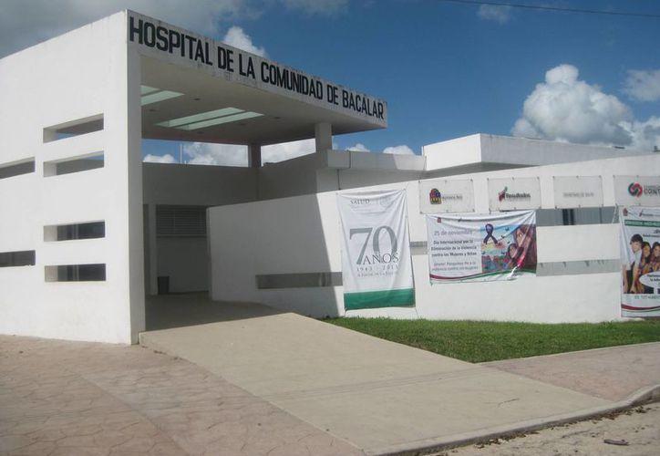 La cifra de enfermos aumenta ligeramente en diciembre, asegura el director de la clínica, Guillermo Hinojosa Mendoza. (Javier Ortiz/SIPSE)