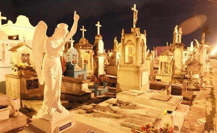 La sede principal del Museo de la Muerte será la casona principal del Cementerio General de Mérida. (SIPSE/Archivo)