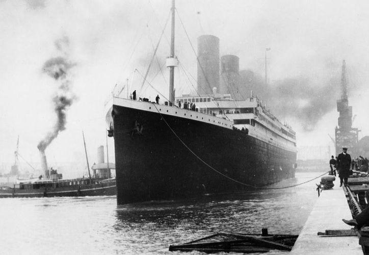 La investigación oficial sobre el hundimiento del Titanic determinó que se trató 'de un acto de Dios'. (paraloscuriosos.com)