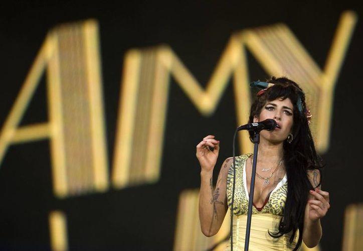 La cantante Amy Winehouse falleció hace cinco años. (AP)