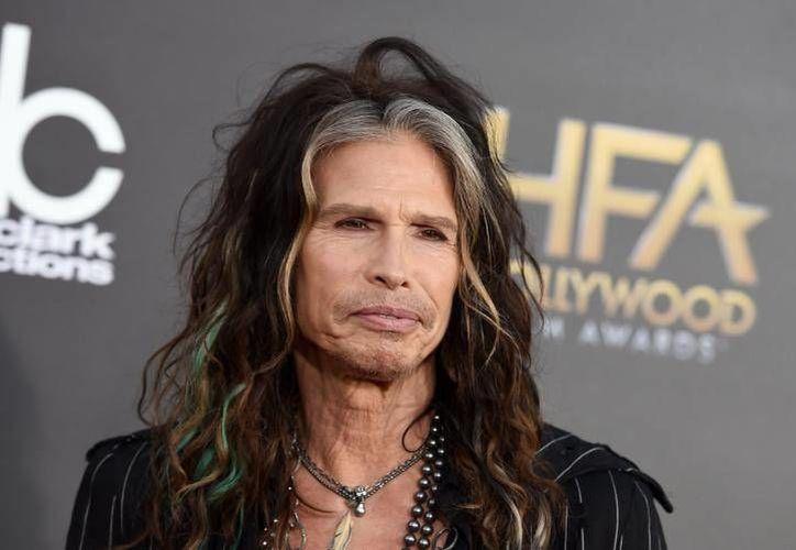 Steve Tyler, vocalista de Aerosmith, recibirá los reconocimientos el próximo sábado 3 de diciembre en la Ciudad de Nueva York.(EFE)