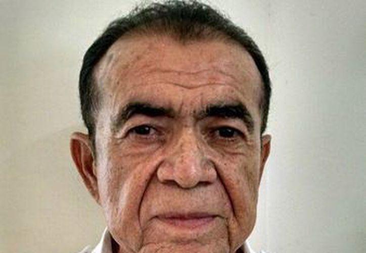 Santiago Ricardo Gómez y Cámara tiene una vida dedicada a la enseñanza. (Milenio Novedades)