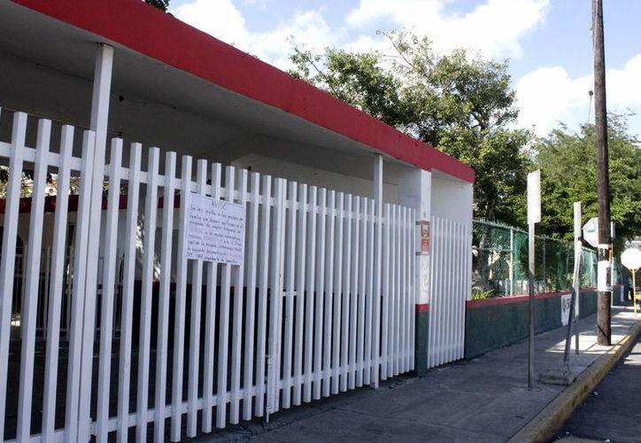 Se contabilizaron 17 escuelas de tiempo completo en el 2014. (Francisco Gálvez/SIPSE)