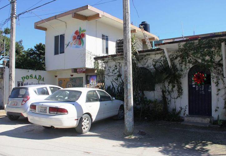 El pasado domingo, un huésped sufrió un robo en su habitación. (Rossy López/SIPSE)