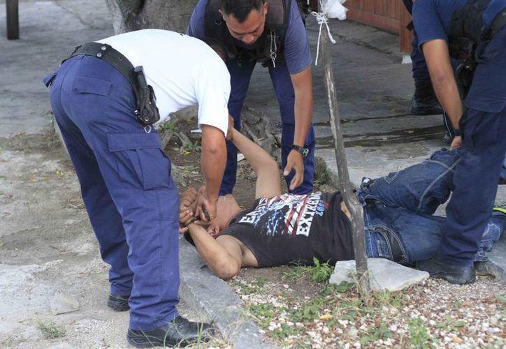 La tortura es un delito violatorio a los derechos humanos que no se ha enseñado a identificar. (Harold Alcocer/SIPSE)