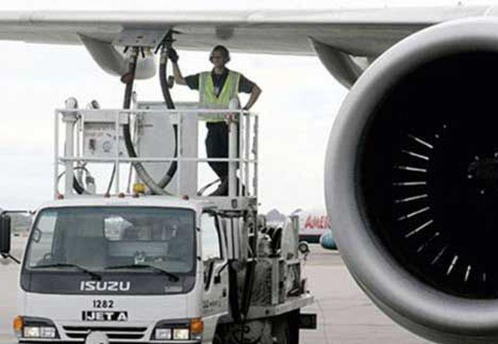 Se detuvieron a nueve probables ladrones de este combustible.  (Contexto/Internet)