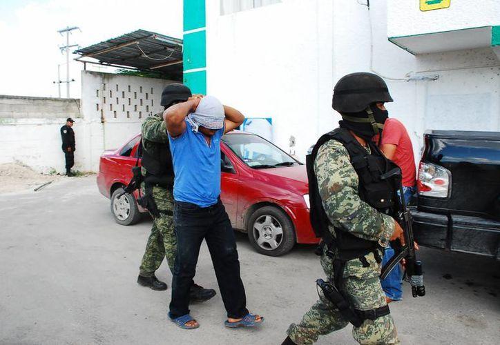Durante 2013 se denunciaron 12 casos de secuestro en la entidad. (Foto de Contexto/SIPSE)
