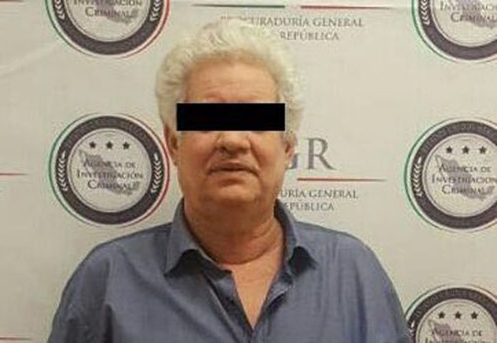 """""""El Cubano"""", es identificado por el gobierno federal como el presunto líder de Los Zetas en el sur de Veracruz. (Foto: Redacción)"""