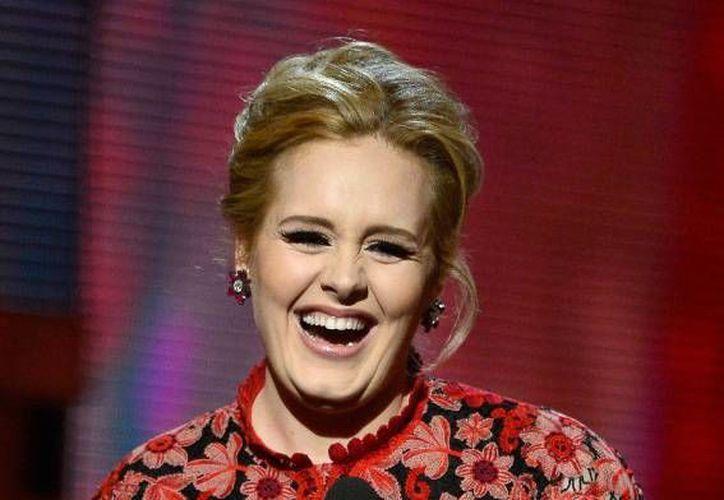 Adele fue ganadora hace apenas unas semanas en los premios Oscar y Globos de Oro. (www.ibtimes.co.uk/Arch