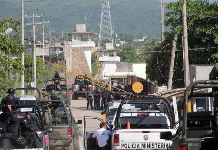 Se retomará la investigación relacionada con el asesinato de 28 presos en el penal de Las Cruces, en el municipio de Acapulco. (Foto: Noticieros Televisa)