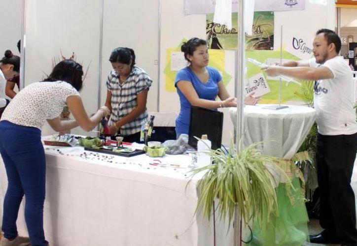 El Instituto Yucateco del Emprendedor patrocinará 15 proyectos yucatecos  para que participen en la Semana Nacional del Emprendedor. (Redacción/SIPSE)